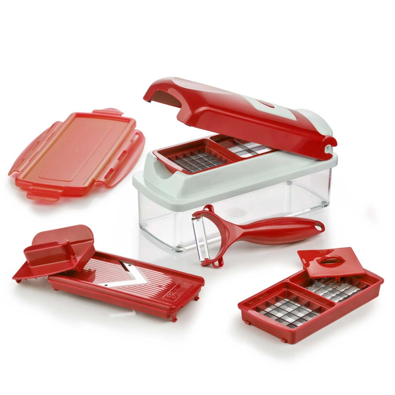 Nicer Dicer smart, Set 9tlg.