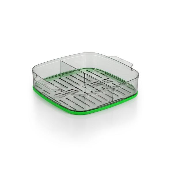 Ceravital (Set 4-tlg.) | Dampfgaraufsatz Ø 20 cm