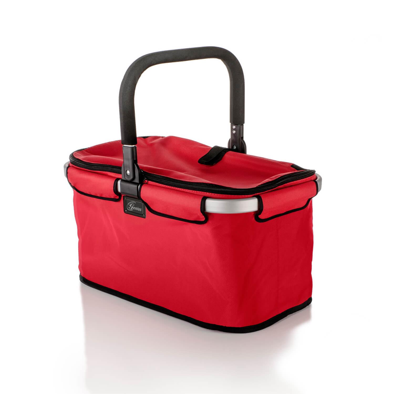 Falko-Einkaufskorb (Rot)