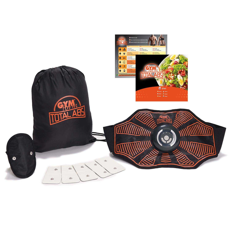 Gymform Total Abs | EMS-Trainer | Set 10-tlg.