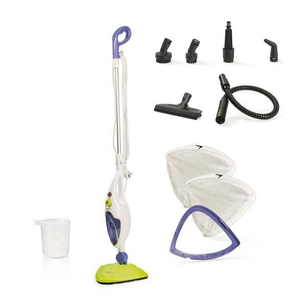 Cleanissimo (Set 11-tlg.) | Steam Mop SM1500 inkl. Zubehör-Set