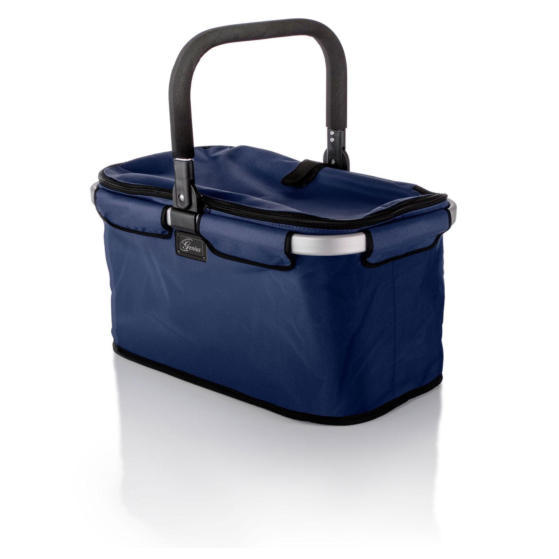 Falko-Einkaufskorb (Blau)