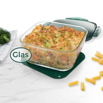 Nicer Dicer Chef (3tlg.)   Glasschüsselset
