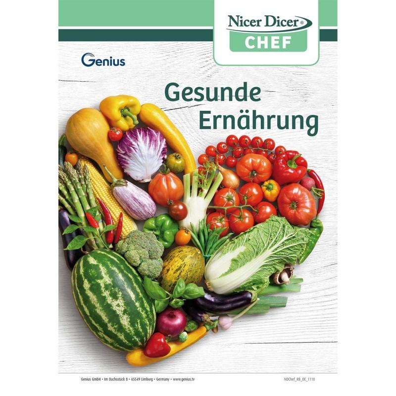 Gesunde Ernährung Rezeptheft (eBook)