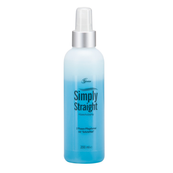 Simply Straight Hitzeschutzspray, 200 ml