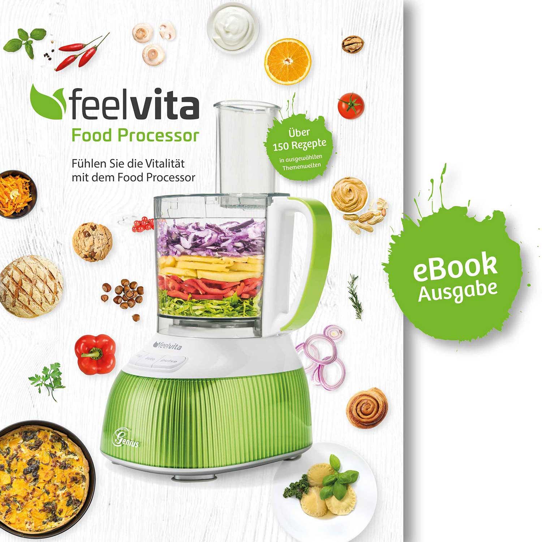 Feelvita | Food Processor Rezeptbuch (eBook)