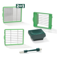 Nicer Dicer Chef (5tlg.) | Messer-Set