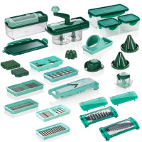 Nicer Dicer Fusion smart (Set 34tlg.) | inkl. Nicer Twist