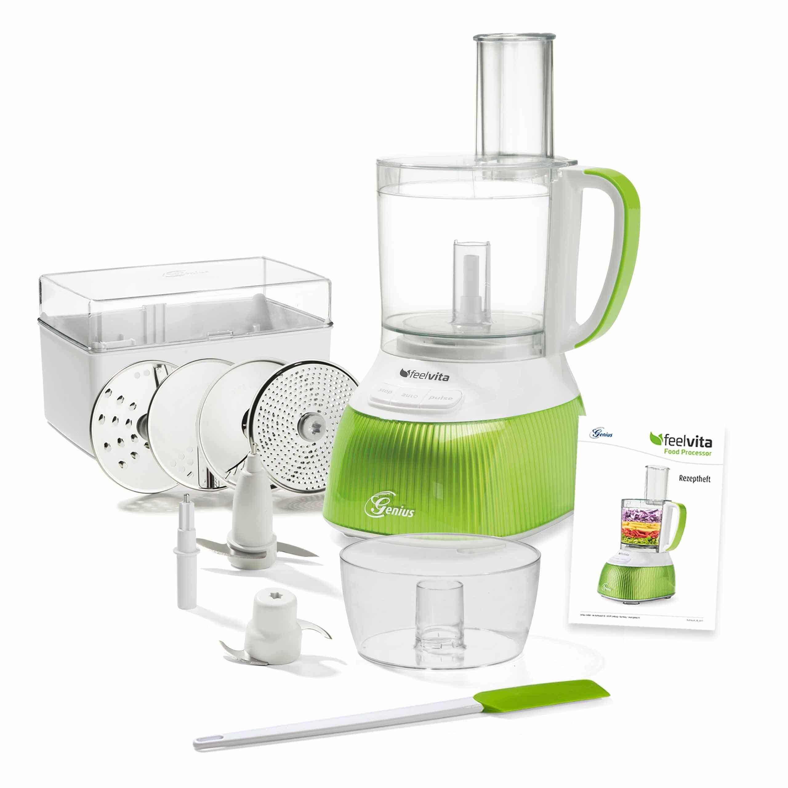 Feelvita | Food Processor (Set 15-tlg.)