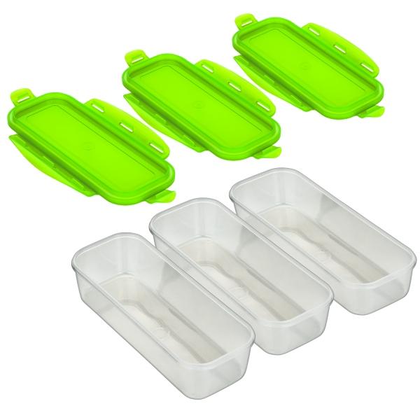 Slice N Store Behälter, Set 6tlg.