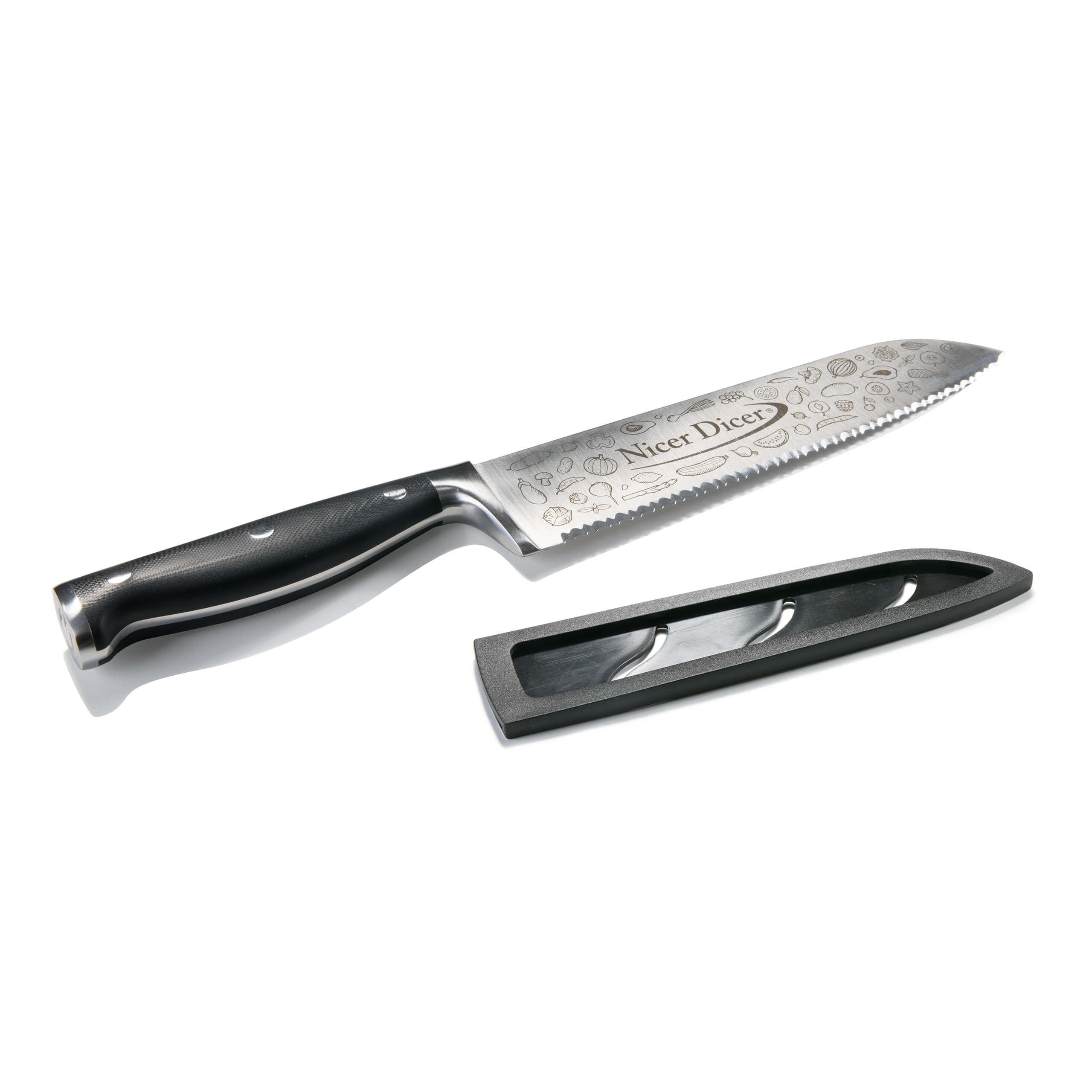 Nicer Dicer Knife Professional | groß | Set 2-tlg.