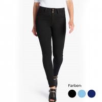 MyFit Jeans | schwarz