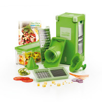 Nicer Dicer Magic Cube (Set 12tlg.) | inkl. GRATIS Julietti