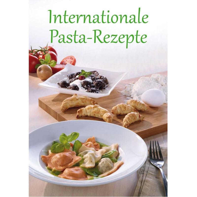 Internationale Pasta-Rezepte (eBook)