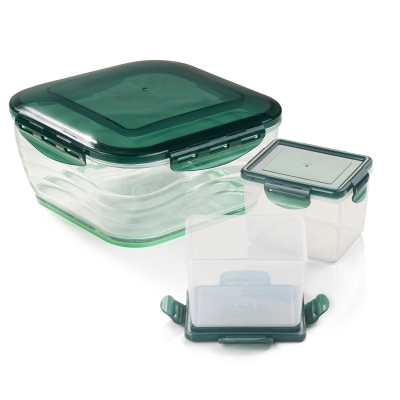 Nicer Dicer Chef (6-tlg.)   Auffangbehälter-Set
