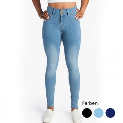 MyFit Jeans   Hellblau