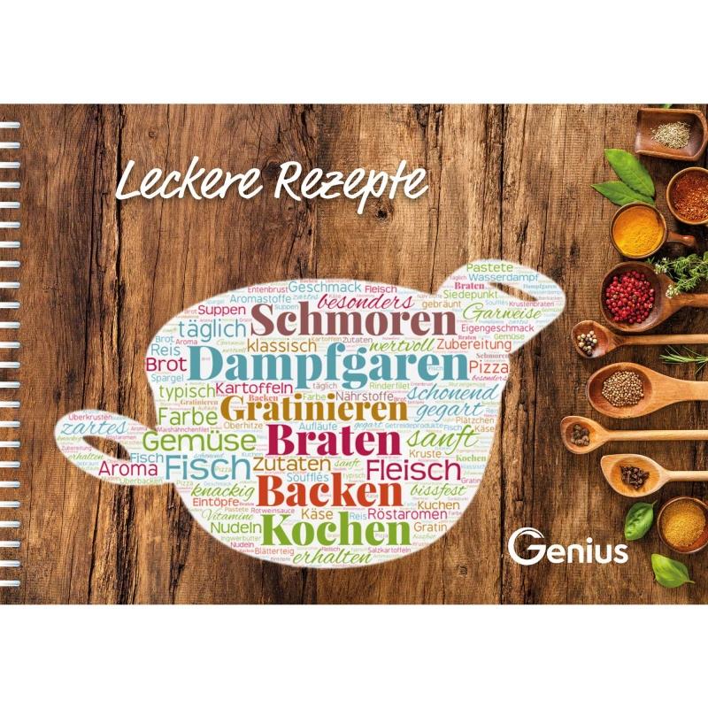 Rezepte für die beliebtesten Gar-Methoden (eBook)