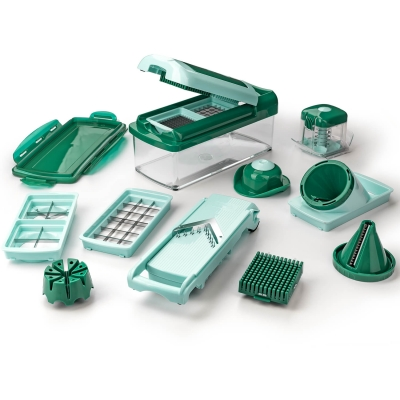 Nicer Dicer Fusion smart, Set 16tlg.