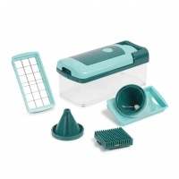 Nicer Dicer Fusion smart, Set 8tlg.