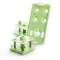 Nicer Dicer Magic Cube, Kirsch- und Pflaumenentsteiner, Set 3tlg.