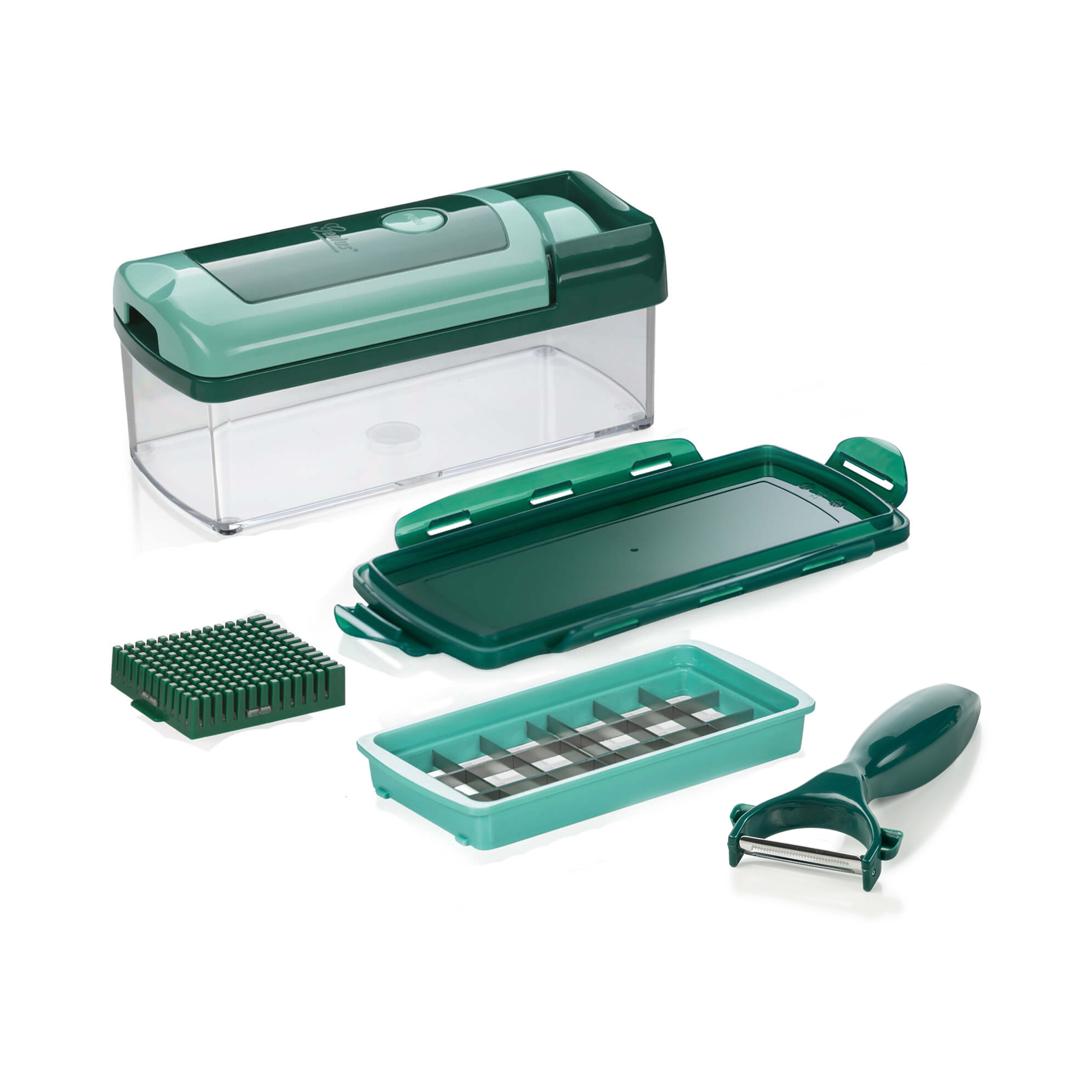 nicer dicer fusion smart set 7tlg inkl profi sch ler geschenke unter 50 geschenke. Black Bedroom Furniture Sets. Home Design Ideas