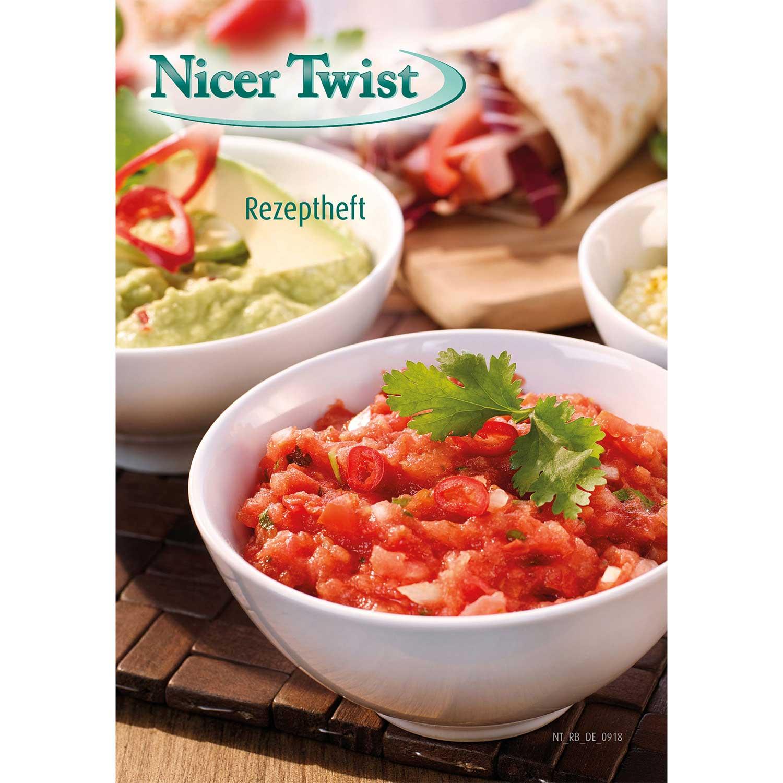 Nicer Twist Rezeptheft (eBook)