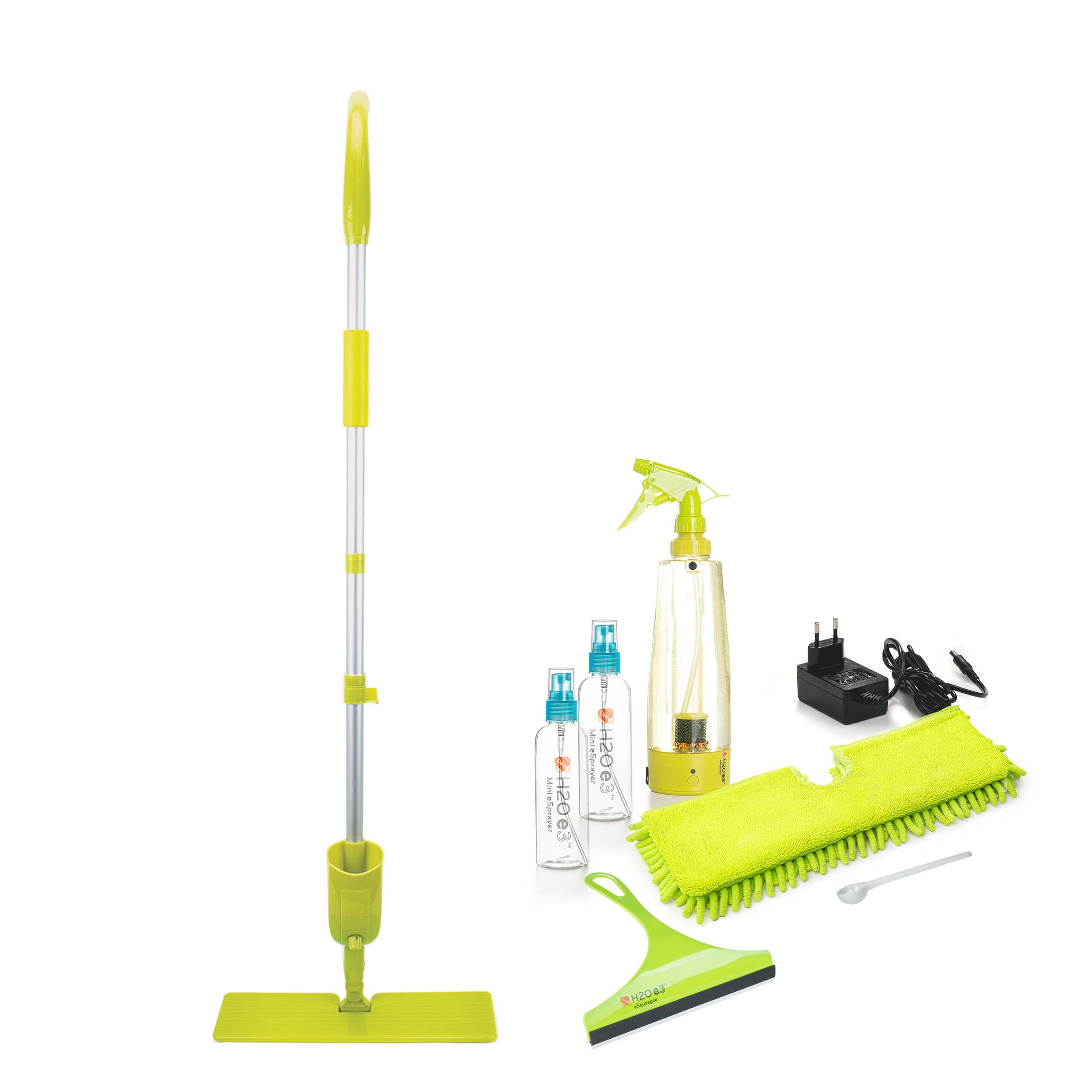 H2O e3 | natürliches Reinigungssystem | Set 7-tlg.