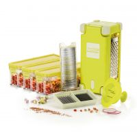 Nicer Dicer Magic Cube Gourmet, Set 12-tlg.