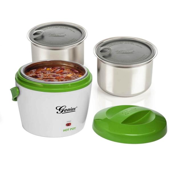 Hot Pot   Speisenwärmer   inkl. Zusatzbehälter